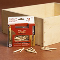 Dowel and Drill Bit Set